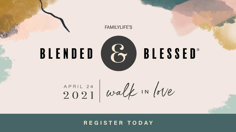Blended & Blessed April 2021